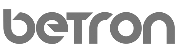 Betron earphones headphones official logo
