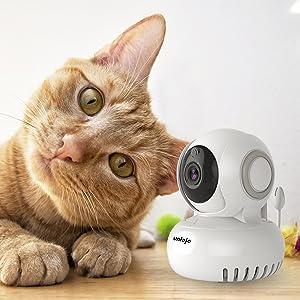 IP camera wifI home camera 1080P indoor