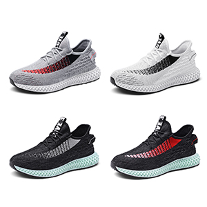 12c02896f Mens Womens Trainers Gym Fitness Sports Shoes Air Lightweight Road ...