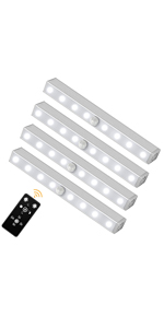 Led cupboard lighting Dimmable Motion Sensor Under Cabinet Kitchen Lights Usb Rechargeable Led Cupboards Lights Led Kitchen Cupboard Lighting With Remote Control Rechargeable Led Amazon Uk Szokled Led Kitchen Cupboard Lighting With Remote Control