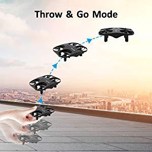 Throw & Go Mode