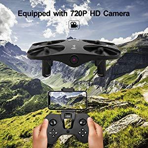 720P HD camera