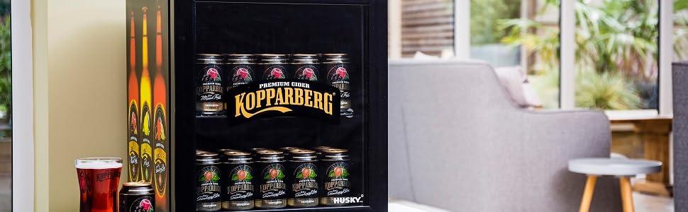 Kopparberg In Lounge