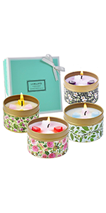 candles 4 pack