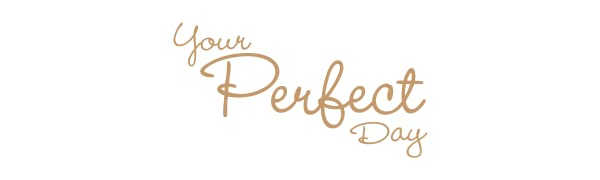 your perfect day logo