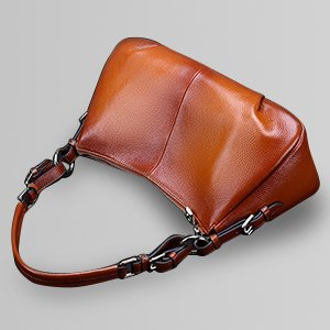 f599957ba7 S-ZONE Womens Hobo Genuine Leather Shoulder Bag Top-handle Handbag Ladies  Purses S-ZONE D10V015A best Christmas gift