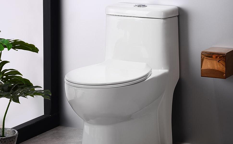 Soft Close Toilet Seat