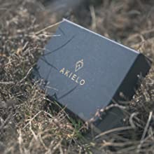 rfid wallet in black packaging perfect as a gift for men