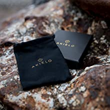 slim rfid wallet in black packaging perfect as a gift for men
