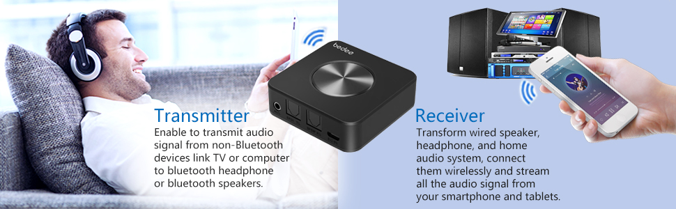 Dual Mode- Transmitter and Receiver