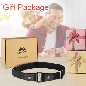 It shows the gift package of the belt.