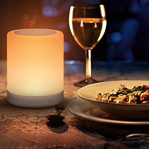 Romantic atmosphere lights