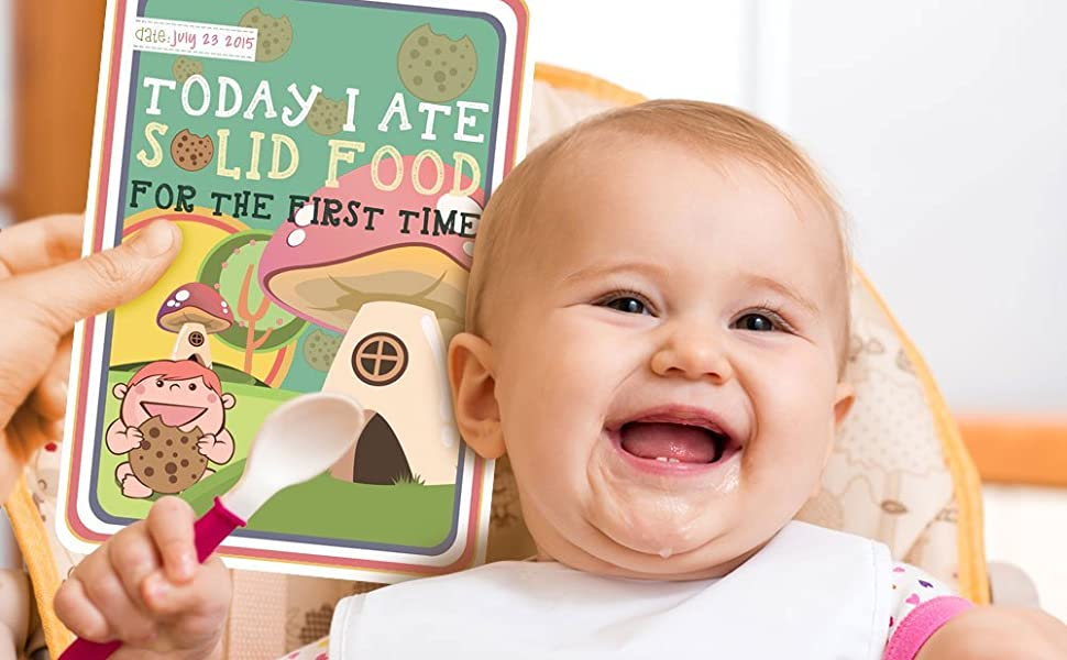 milestone cards, baby shower gift, maternity gift, landmark moment, baby cards