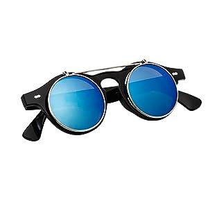mens flip up sunglasses, womens flip up sunglasses