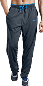 Grey  (Zipper Pockets)
