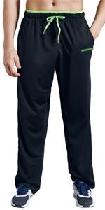 Black  (Zipper Pockets)
