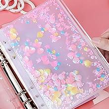 binder notebook pocket