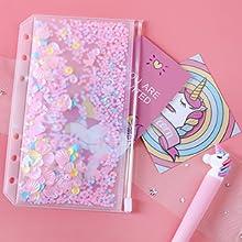Planner Notebook Refill Pockets