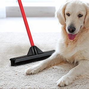 Rubber Broom Broom Floor Broom Cleaning Tools Heavy Duty Broom