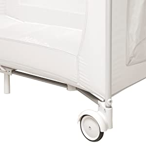 Baby joy travel cot wheels