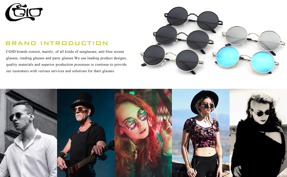 7420948abe41e Find the difference between CGID Advanced Lennon Polarized Sunglasses and  others  sunglasses