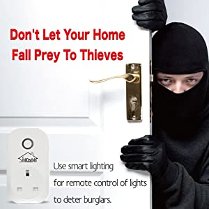 prevent thief