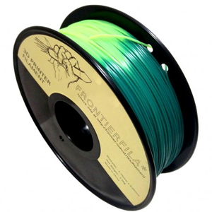 Thermocromic filament