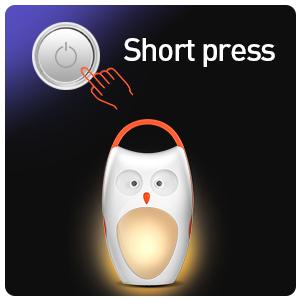 short press