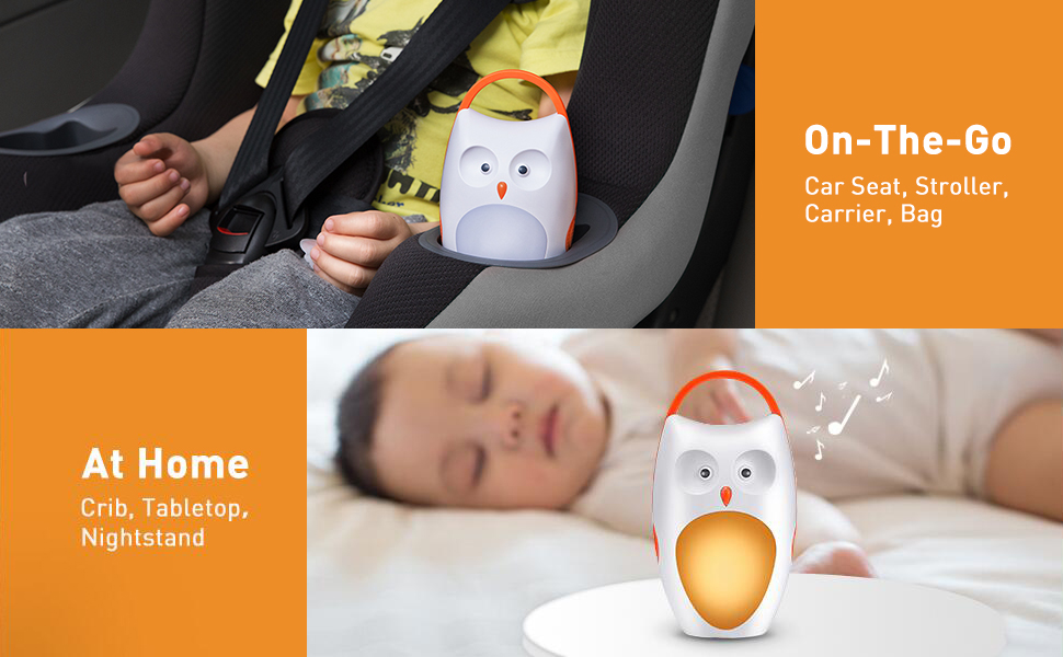 Effective tool for settling restless babies and toddlers into a peaceful slumber