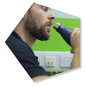 sho bottle water bottle vacuum flask drink bottles thermos flask stainless steel drinking drink