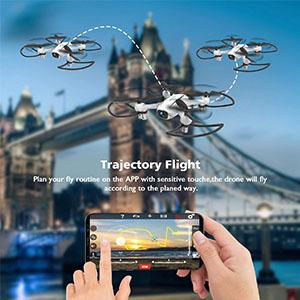 Trajectory Flying