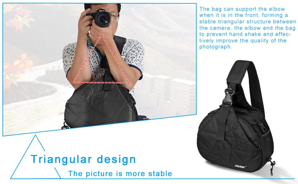CADeN camera bag for Canon Nikon and Sony