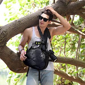camera bag for men and women