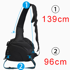 dslr crossby camera bag