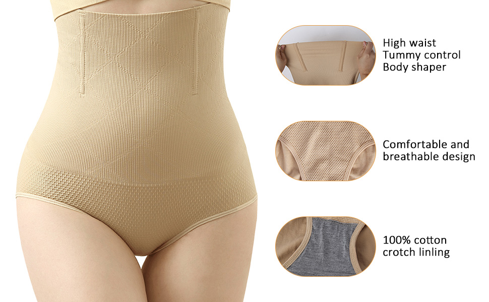 9e887822094 High Waist C-Section Recovery Slimming Underwear Tummy Control Pant  Slimming Underwear body shaper