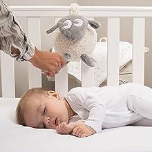 Sweet Dreamers Ewan The Dream Sheep Purple Baby White