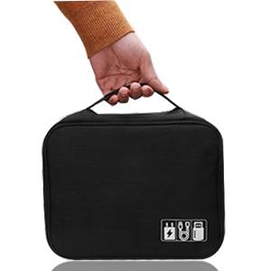 Travel Electronics Accessories Bag