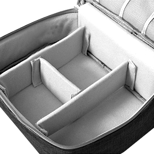 Travel Electronics Accessories Bag Organiser for Cables