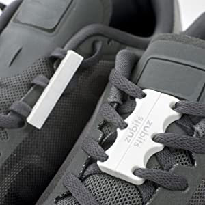 b995463525ab ZUBITS closures offer a no fuss solution to keeping your shoes on and  secure.