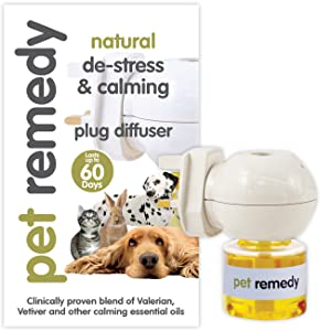 Pet Remedy Plug Diffuser