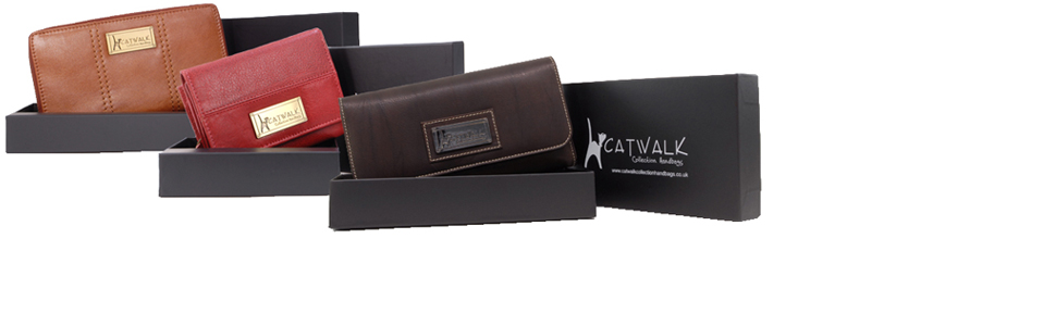 Gift Boxed Leather Purses