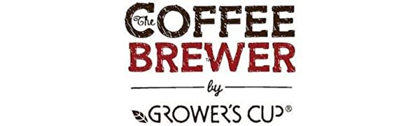 coffee brewer logo coffee