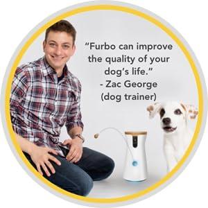 Furbo, Dog Camera, Pet Camera, Pet Tech, Treat Tossing, Dogs, Pet