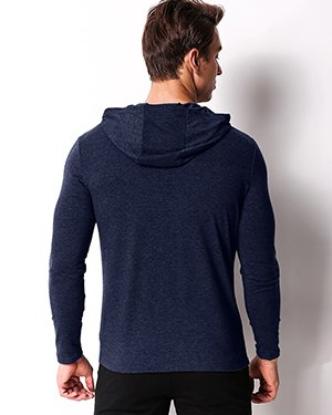7c2a385cfa5 ... Classic V-Neck Tee Tops Causal Hoodies. Material  Cotton + Polyester  Type  Men s Pullover Hoodies Sleeve Length  Long Sleeve Occasion  Casual