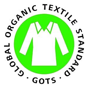 Organic Cotton Bolster