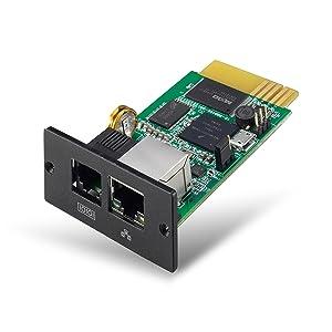 Videoseven V7 Snmp Sai Network Card