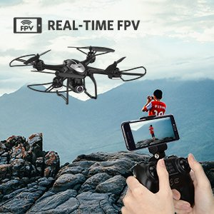 Real-time FPV