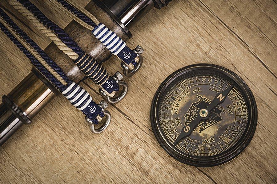 Nautical Bracelets Constantin Nautics Awesome Handmade Sailing Rope Large Varie