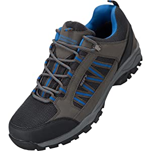 Mountain Warehouse Path Mens Walking Shoes - Waterproof