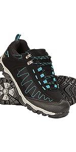 Mountain Warehouse Path Waterproof Womens Walking Shoes